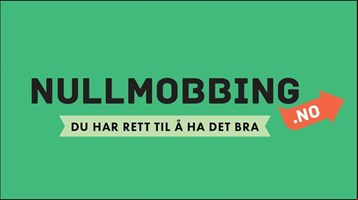 Nulltoleranse for mobbing