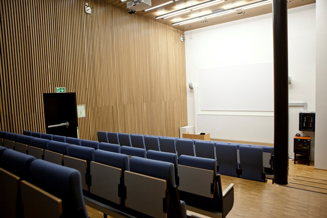 Kjettingen auditorium